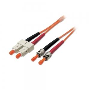 Latiguillos de fibra óptica ST-SC