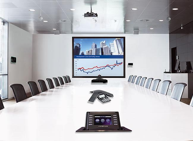 Soluciones de proyeccion y videoconferencia