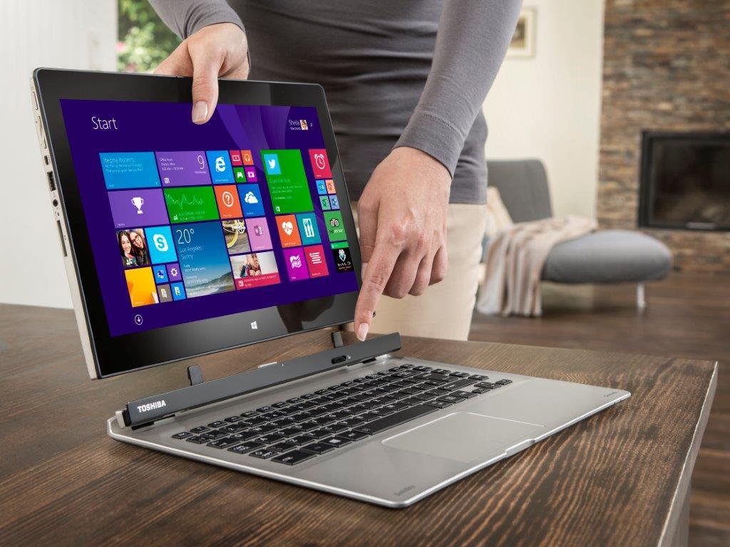 Portátil y Tablet, Toshiba-Click-Mini