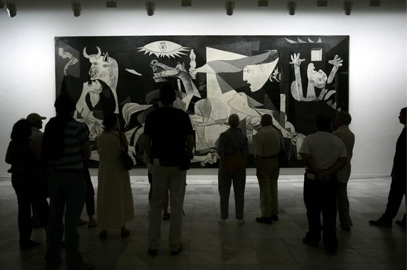 Reunión anual de Sercaman en el Museo Reina Sofía. 2016