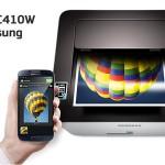 Impresora para movil Samsung XPress C410W