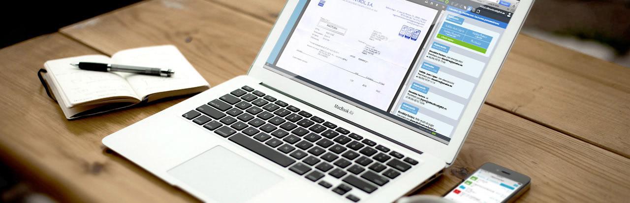 SERCAMAN - Digitalización de documentos