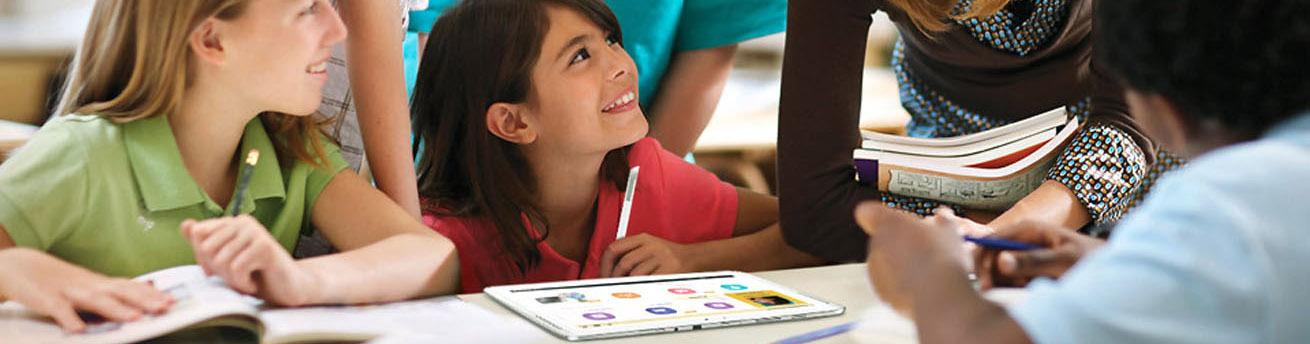 Soluciones para Educación - Samsung school