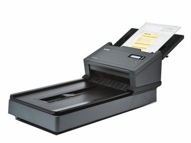 Escáneres con cristal de exposición