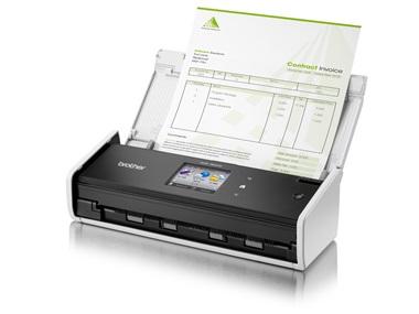 Escáneres departamentales compactos