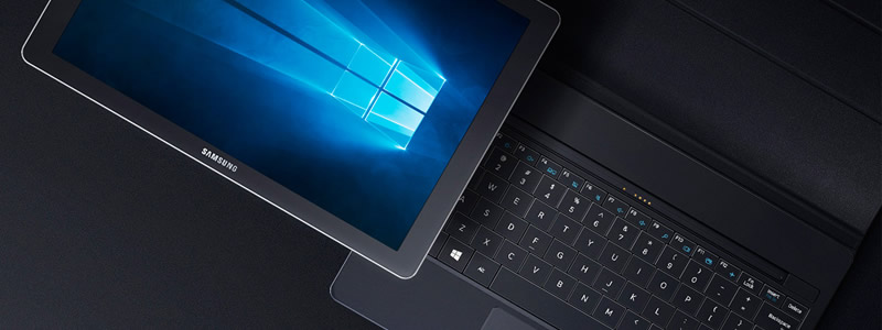 Tablet 2 en 1 convertible o portátil
