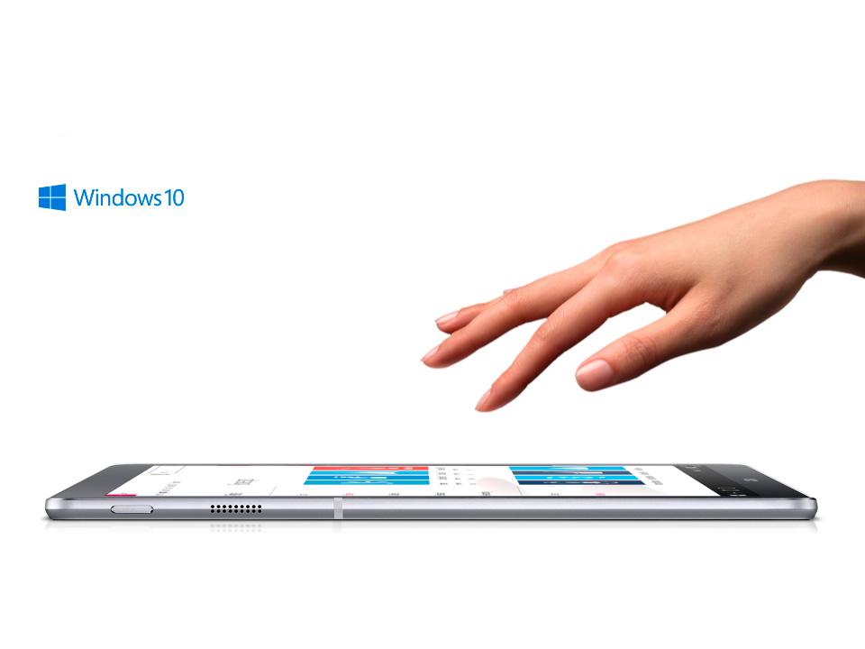 Tablet 2 en 1 convertible o portatil Touch