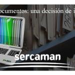 Digitalización de documentos: una decisión de inversión con futuro