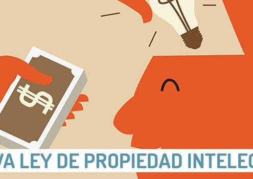 Nueva Ley propiedad intelectual