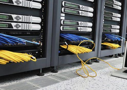 Servicio de instalación e infraestructura de redes de comunicación