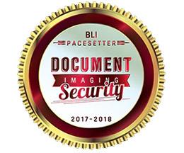 Premio con el logotipo de BLI