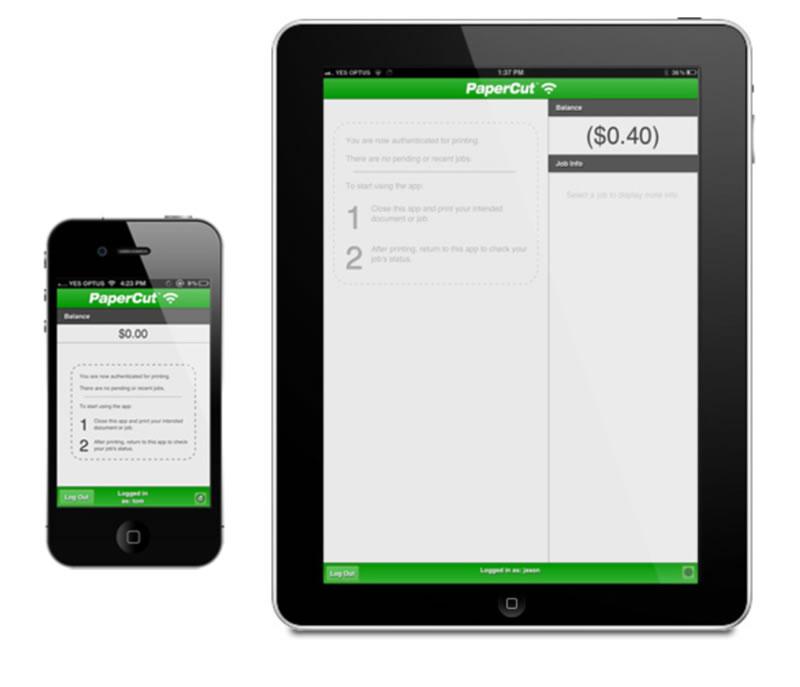 iPad, móvil e impresión Web sin controlador