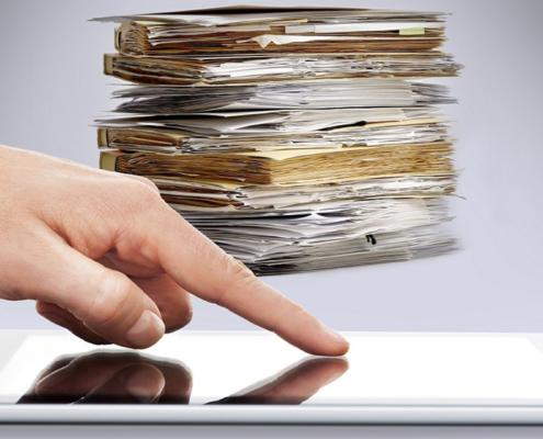 Gestión Documental - Digitalización de documentos