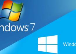 windows7 - windows10