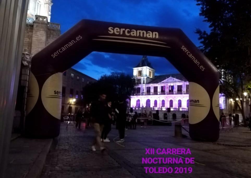 Carreras populares Sercaman 2019
